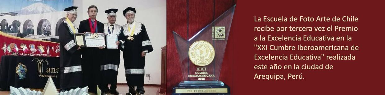 Premio a la Excelencia Educatica 2018